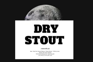 Bilde av Dry Stout