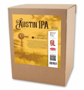 Bilde av Austin IPA allgrain ølsett