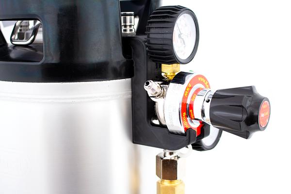 Holder for Sodastream og MK4 regulator