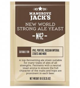 Bilde av New World Strong Ale M42 - 10