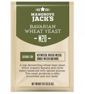 Bilde av Bavarian Wheat Yeast - 10 g