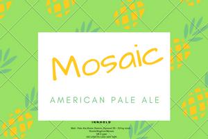 Bilde av Pale Ale - Mosaic