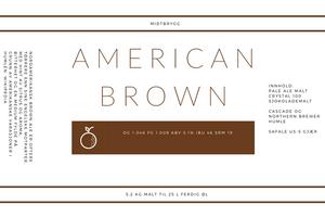 Bilde av American Brown Ale