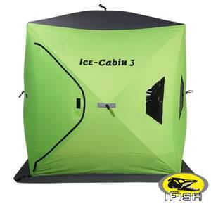 Bilde av ICECABIN 3P ISFISKETELT