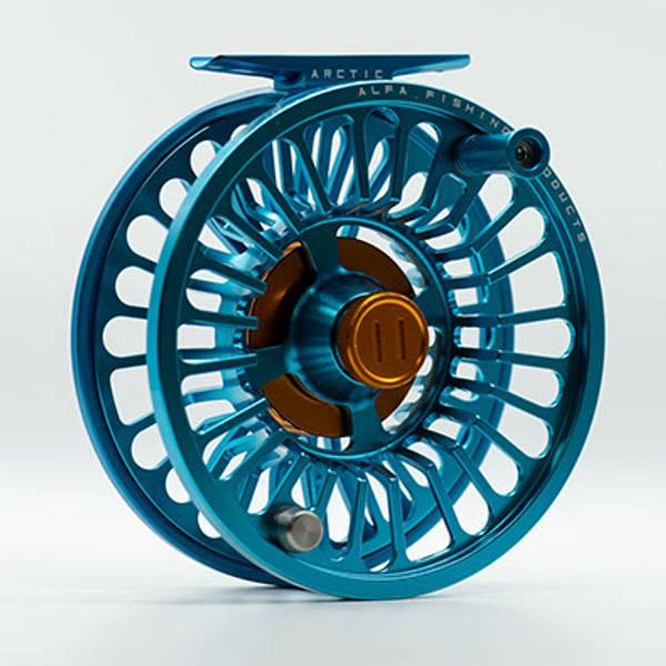 ALFA ARCTIC 9+ PETROL BLUE FLUESNELLE