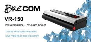 Bilde av Brecom Vakuummaskin VR-150