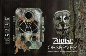 Bilde av ZODIAC OBSERVER 4K VILTKAMERA uten MMS