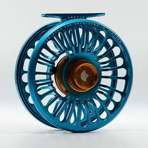 Bilde av ALFA ARCTIC 11+ PETROL BLUE FLUESNELLE