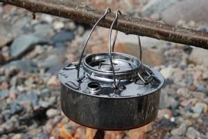 Bilde av Bålkjele 0,7 liter med kobberbunn