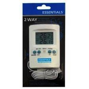 Bilde av Essentials Digital 2-way Thermometer