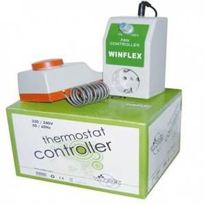 Bilde av Viftekontroller m/termostat
