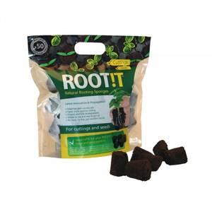Bilde av ROOT!T  organiske stiklingssvamper, 50-pack