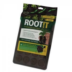 Bilde av ROOT!T Brett m/24 organiske svamper