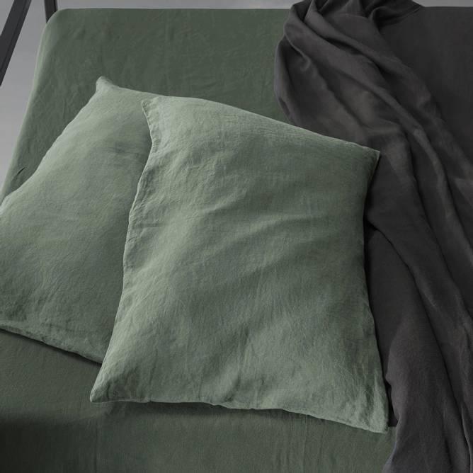 Bilde av Rem Pillow Case Agave 65x65 - Society