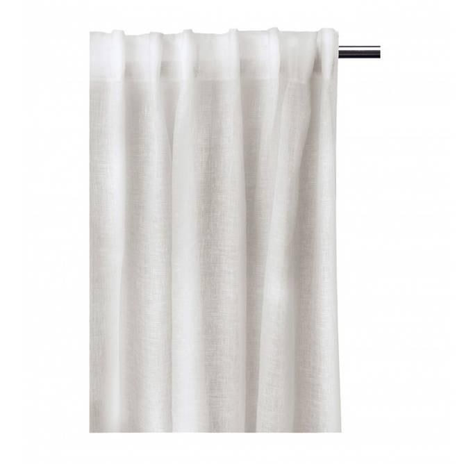 Bilde av Dalsland Curtain 145x290 White - Himla