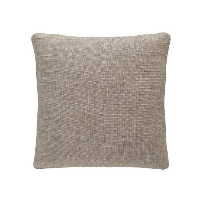 Bilde av Heavy Cushion Dark Beige 60x60 - Louise Roe