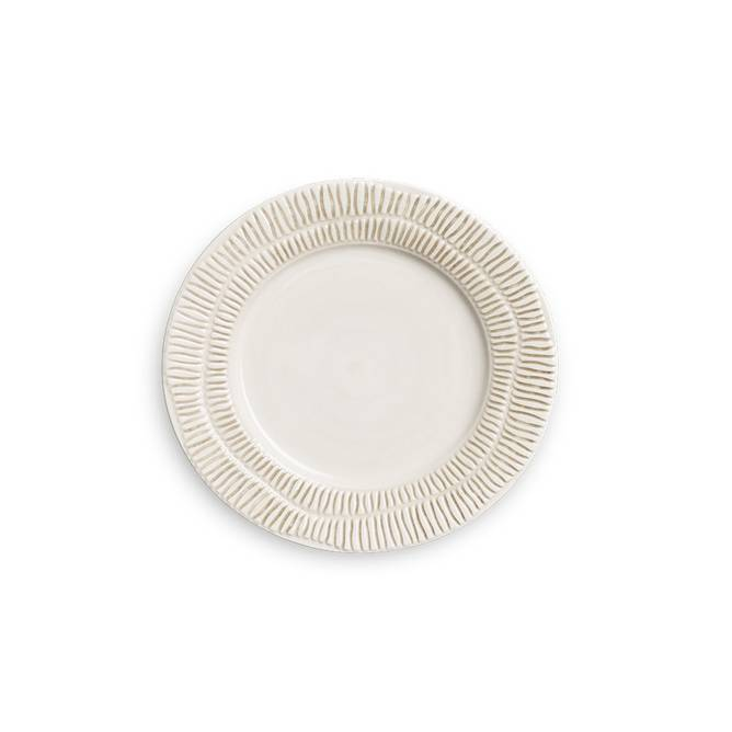 Bilde av Stripes Plate 20 Sand - Mateus