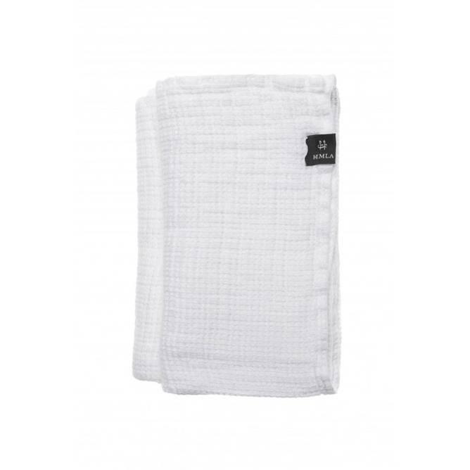 Bilde av Fresh Laundry Håndkle 47x65 White - Himla