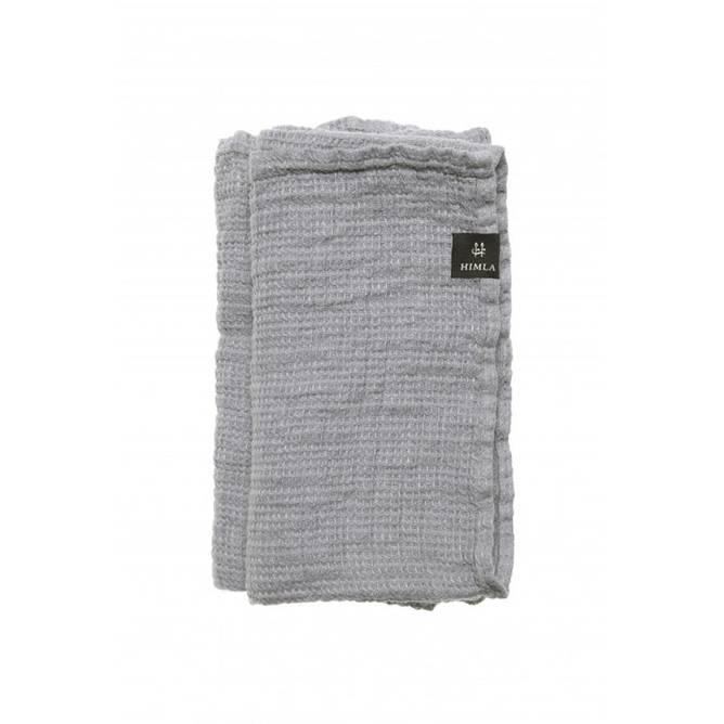 Bilde av Fresh Laundry Håndkle 47x65 Silver - Himla