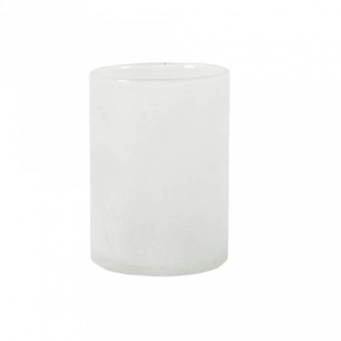 Bilde av Frost Candleholder White L - Tell Me More
