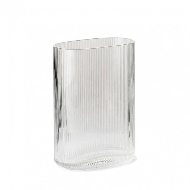 Bilde av Arctic Vase Clear Small - Warm Nordic