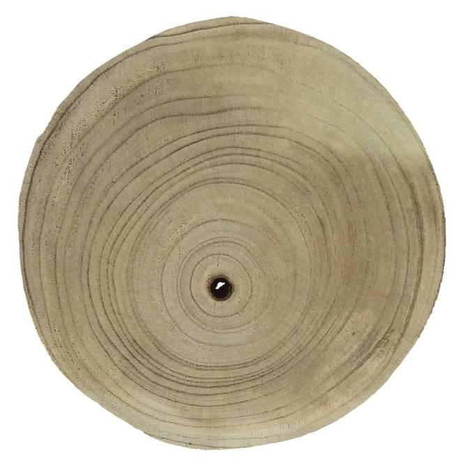 Bilde av Pure Plate Paulownia Wood 20 - Pomax