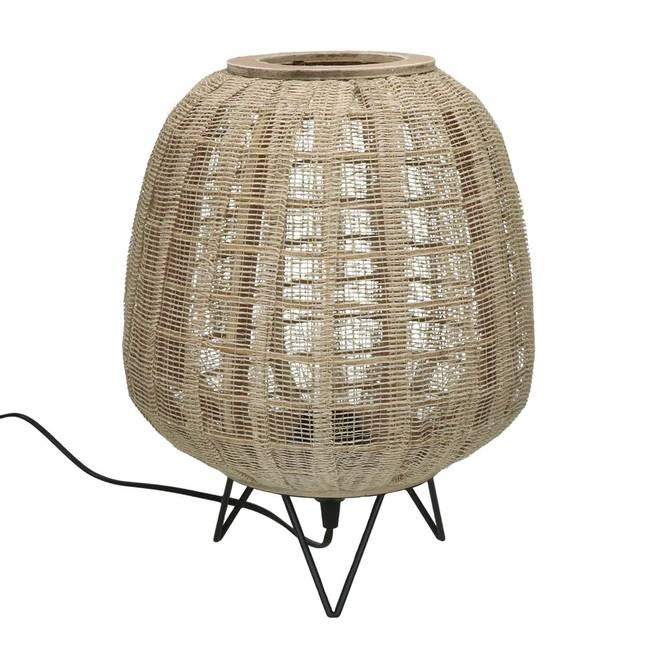 Bilde av Lokken Table Lamp Bamboo L - Pomax