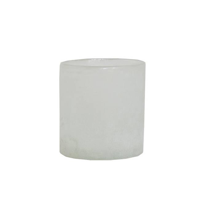 Bilde av Frost Candleholder White M - Tell Me More