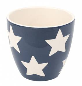 Image of XL Mug big stars blue