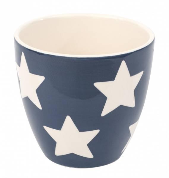 XL Mug big stars blue