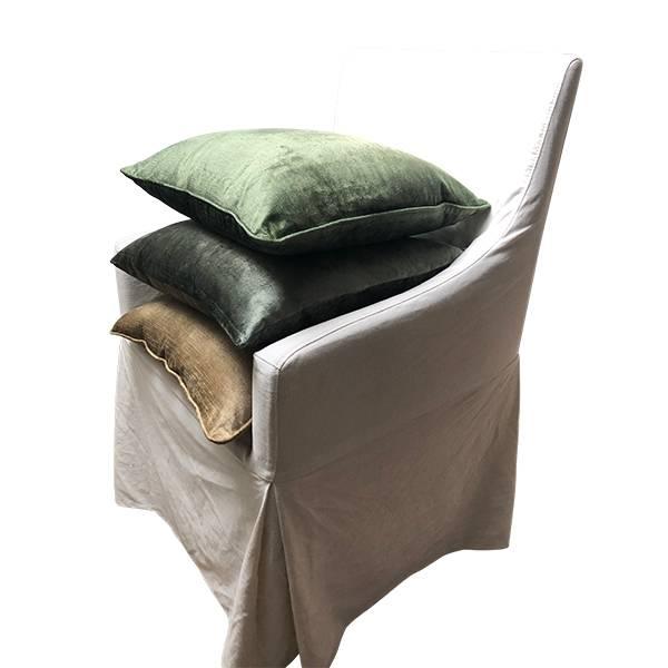 Cushion cover Velvet Glam pistasj