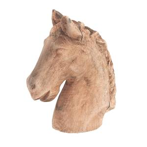 Image of Horsebust in wood