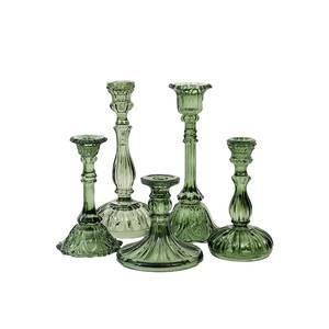 Bilde av Lysestaker sett av 5 grønn