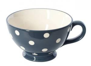 Image of Mini Jumbo Blue w/ dots