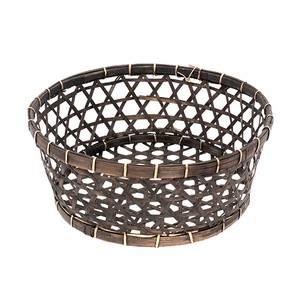 Image of Bali basket antrasithe/black