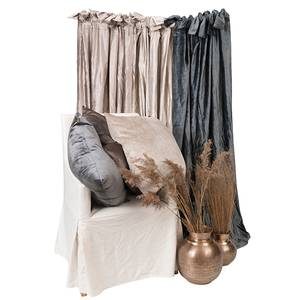 Image of Curtain Shiny velvet