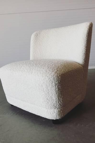 Club Chair Teddy Fabrics