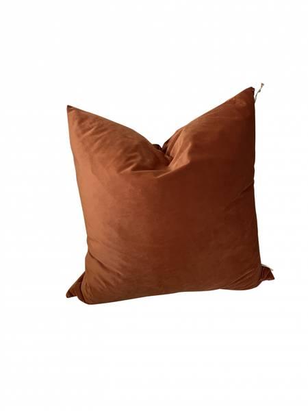 Cushion Cover Classic Earthy Orange