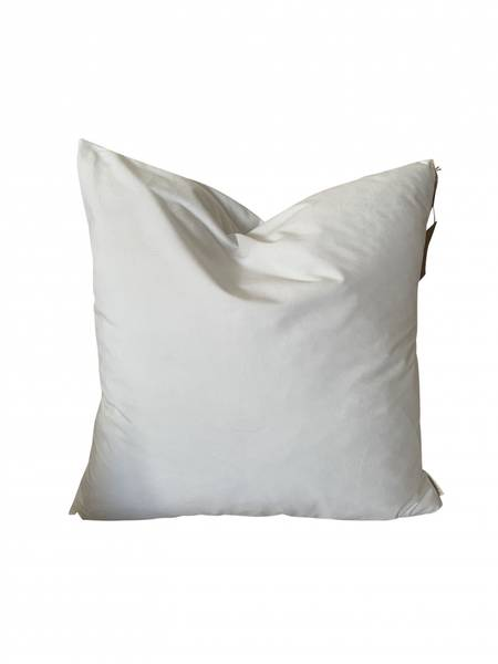 Cushion Cover Classic Lovely White