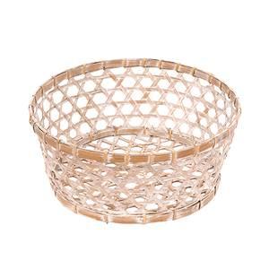 Image of Bali basket natural white