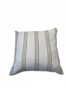 Image of Cushion Cover Classic Stripe