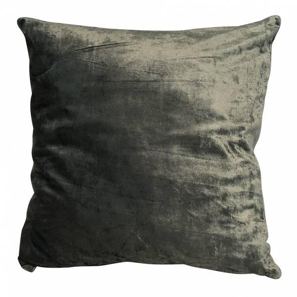 Cushion Cover Velvet Glam Olive Green