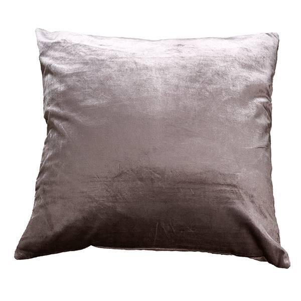 Pillowcase velvet glam Fabric grey