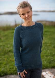 Image of Knitting Woman genser
