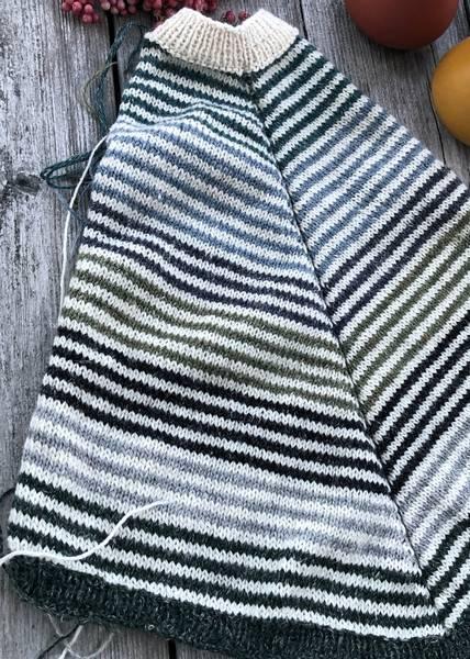 StripeStrikk jumper