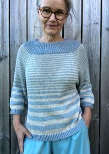 Bilde av Stripet MåHa genser