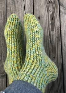 Image of Lazy Days sokker - håndfarget på 2tråds