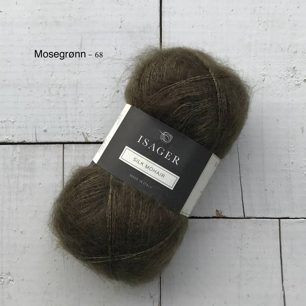 SumarGenser - Silk Mohair style
