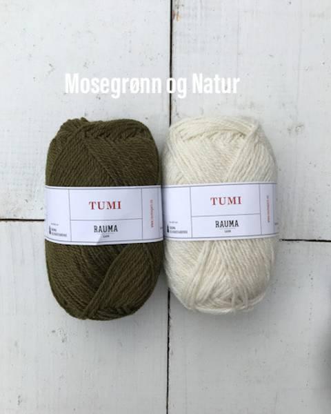 OlaMønster genser