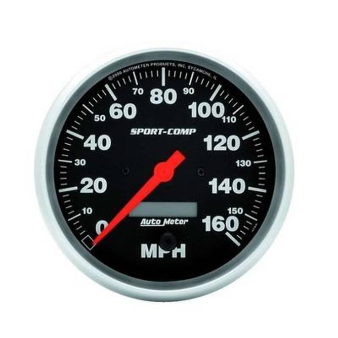 Bilde av Speedometer Sport Comp. 160 MPH 5''